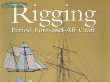 纵帆船的索具 Rigging Period Fore-and-Aft Craft Models